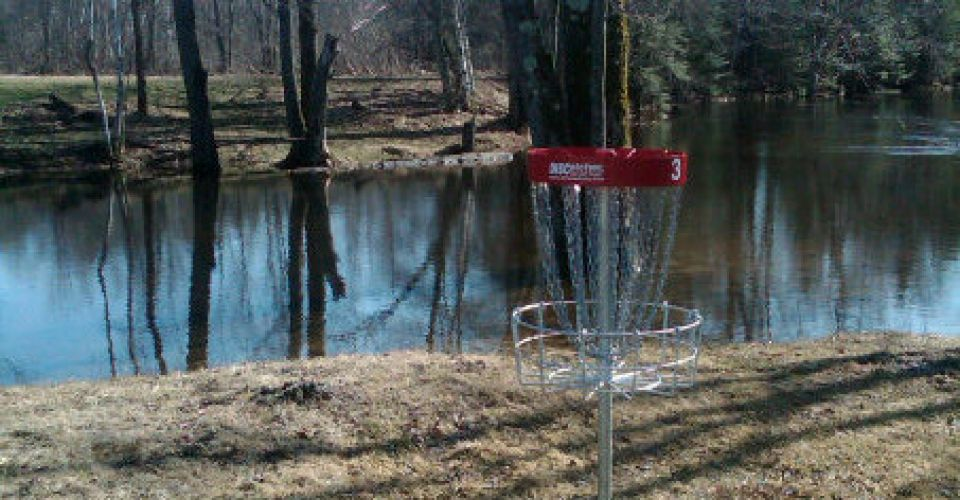Cranberry Valley Disc Golf