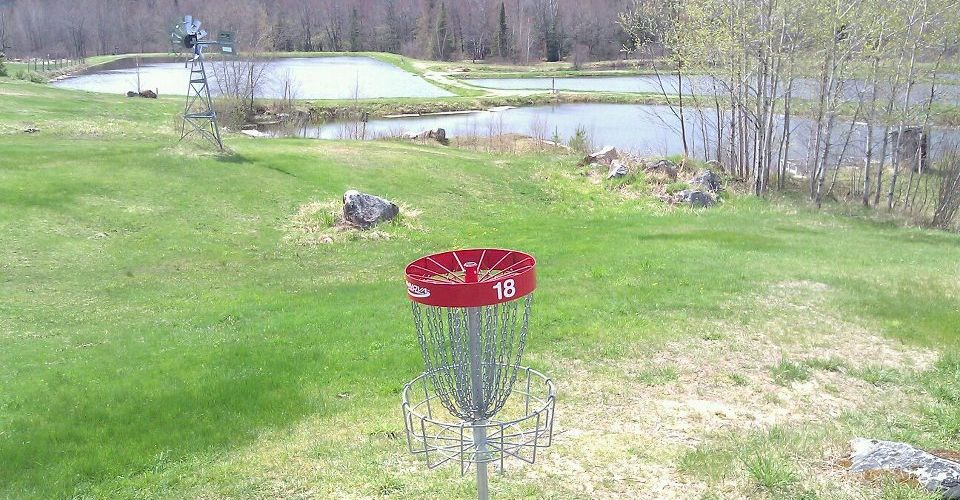 Cranberry Valley Disc Golf Course